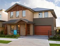 Narrow Block Home Designs Sydney Wincrest Homes - Narrow block home designs