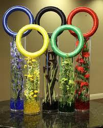 Florist Vases Olympic Inspired Flowers By Crossroads Florist In Mahwah Nj