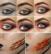 zombie makeup tutorial for halloween fashionisers