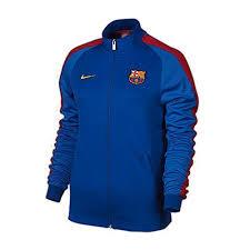 2016 2017 barcelona nike womens n98 jacket royal 0 womens sports