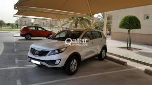 suv kia 2012 kia sportage 2012 silver colour qatar living