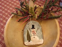 62 best punch needle snowman images on embroidery