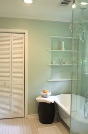 soothing green bathroom paint colors contemporary bathroom