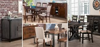 Hand Crafted Solid Wood Dining Room Furniture - Solid dining room tables