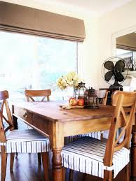 dining room chair cushions budget friendly dining room updates hgtv