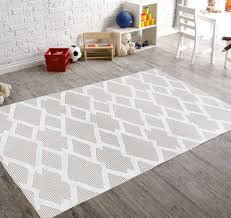 Modern Grey Rug Rugs Curtains Modern Ivory Grey Geometric Rug For Awesome Kid