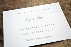 Save The Date Envelopes Save The Date Personalised A6 Calligraphy Heart Wedding Save The