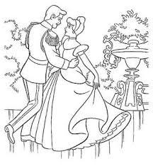 22 cinderella coloring book images coloring