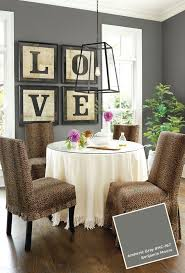 Dining Room Paint Colors Ideas Gray Dining Room Paint Colors Home Furniture And Design Ideas