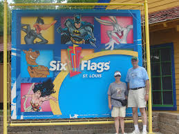 Six Flags Friends Six Flags St Louis July 2012 Flickr