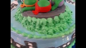tortuga ninja dominican cake by rocio youtube