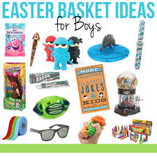 easter baskets for boys easter basket ideas for boys my frugal adventures