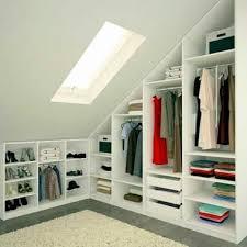 comment faire un placard dans une chambre comment faire un placard sous pente dressing sous pente sans souci