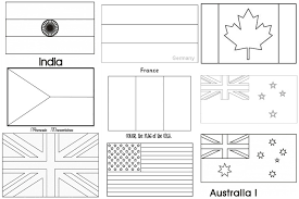 smart inspiration coloring page flag printable american page free