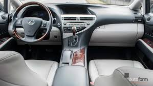 lexus rx 450h wheel size 2010 lexus rx 450h autoform