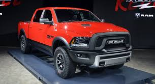 2015 ram 1500 rebel is for off road trails comes with air suspension