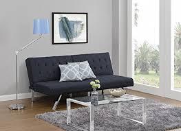 futon sleeper sofas amazon com