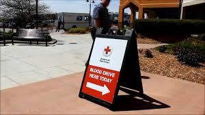 Seeking Blood American Cross Seeking Blood Donations Kfor