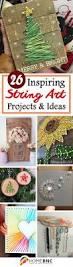 26 inspiring string art projects and ideas that are fun to make