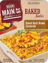 reser u0027s main st bistro baked sides baked hash brown casserole