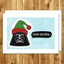 wars christmas card wars christmas wars card christmas cards