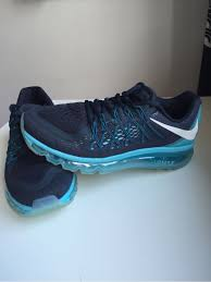 obsidian blue color nike air max 2015 dark obsidian white blue lagoon us7 5 eu38 5