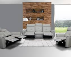 Brown Leather Sectional Sofas With Recliners Sofa Lovely Modern Reclining Sectional Sofas 29 For Your 3 Piece