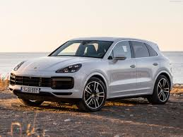 2018 4 door porsche porsche cayenne turbo 2018 pictures information u0026 specs
