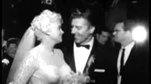 jayne mansfield french interview on the day of her wedding to