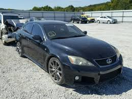 lexus isf 2009 for sale auto auction ended on vin jthbp262695006487 2009 lexus is f in ar