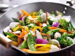 cuisine au wok recettes trois recettes au wok biba