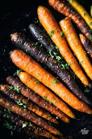 Oven Roasted Root Vegetables Balsamic - balsamic roasted carrots paleo leap