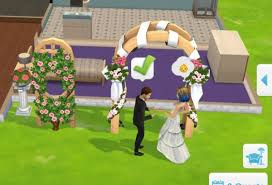 wedding arches in sims 4 the sims mobile how to get married marriage guide touch tap play