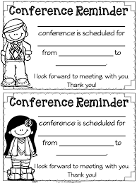 parent teacher conference time and must have freebies teacher