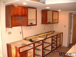 how to install wall cabinets installing wall cabinets installing wall cabinets yourself photo