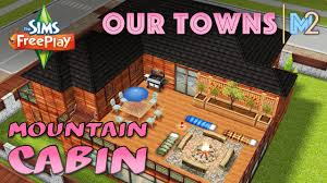 freeplay mountain cabin original house design youtube