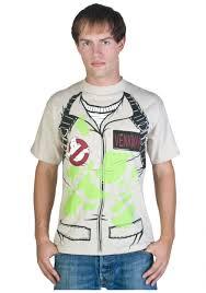venkman ghostbusters t shirt costume halloween costumes