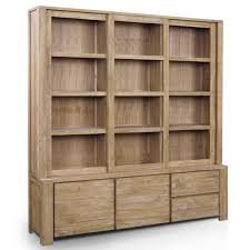 Wooden Bookcase With Glass Doors Best Bookcase With Doors Large Wood Bookcase With Doors 6 Glass