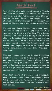 origin names winnie pooh characters