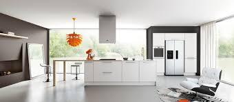modele cuisine aviva cuisine contemporaine avec lot cuisines cuisiniste aviva ilot