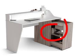 bureau imprimante bureau ordinateur imprimante idées décoration intérieure