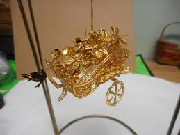 gold plated christmas ornaments 15 best danbury mint gold ornaments i do not images on