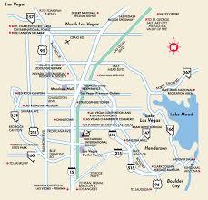 Las Vegas Motor Speedway Map by A Map Of Las Vegas Nevada Virginia Map