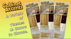 Kitchen Cabinet Decals Decorative Stickers For Kitchen Cabinets Sticker Decor Theme