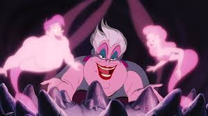 mermaid poor unfortunate souls 1080p