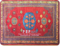 Persian Rug Mouse Mat by Mousepads Paul Shaper Productions