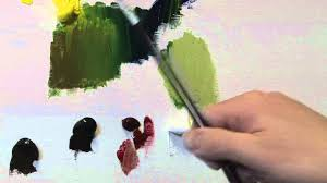 Green Paint by How To Mix Green Paint Youtube