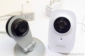 security camera showdown dropcam hd versus belkin netcam hd