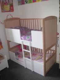 Beech Bunk Beds Shanticot Bunk Cot Bunkbed Bunkbeds 3 In 1 Bunk Cot Beech