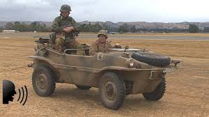 vw kubelwagen kit vw schwimmwagen ww2 amphibious car youtube